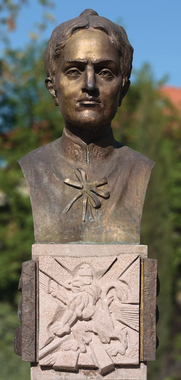 Паметник на Мария Сутич